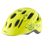 Giant G800002243 GNT Holler Youth Helmet OSFM Matte Lime (w/ Bug Net)