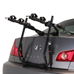 Hollywood Engin CARR5014 HLW E2 Express 2-Bike Trunk Rack