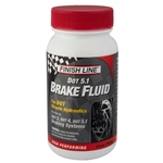 Finish Line BD0040101 BRAKE FLUID F-L HYD DOT 5.1 4oz