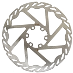 Clark's CDROTOR160 BRAKE PART CLK DISC ROTOR 6B CD 160 SL