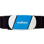 WAHOO FITNESS EC4083 Wahoo Fitness TICKR Bluetooth and Ant+ Heart Rate Strap, Black