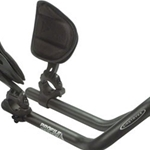 HB1494 Profile Design Airstryke Black with  F19 Arm Rest & Pads