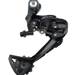 RD2406 Shimano Acera RD-T3000-SGS Rear Derailleur - 9 Speed, Long Cage, Black