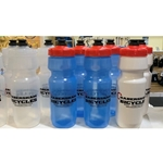 Various LOGOBOTTLE Habersham Bicycles Deluxe Bottles