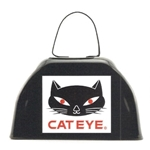 Cateye 9990038 Cowbell CatEye Black