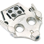 ISS4076 SpeedPlay Frog Cleats not bolts