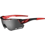 Tifosi 1490109701 Alliant, Black/Red Smoke/AC Red/Clear