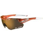 Tifosi 1490106002 Alliant, Matte Orange Smoke/AC Red/Clear