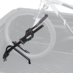 ISS4128 Thule 501 Insta-Gater Truck Bed Bike Rack Used