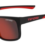 Tifosi 1520400178 Swick, Satin Black/Crimson Smoke Red