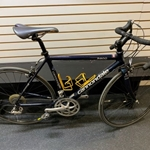 ISS4165 Used 50cm 2001 Cannondale R800  650c wheels