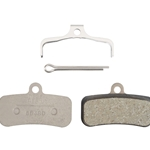 Y1XM98010 Shimano D03S Disc Brake Pads and Spring - Resin, For use with BR-MT420, Deore XT BR-M8020/BR-M8120