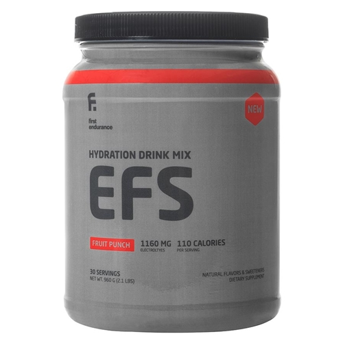 First Endurance EB7261 EFS Drink Mix - Fruit Punch