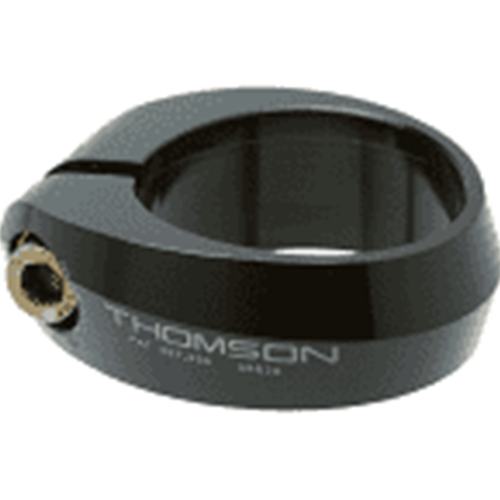 ISS4260 Thomson 31.8 Seatpost Collar Black