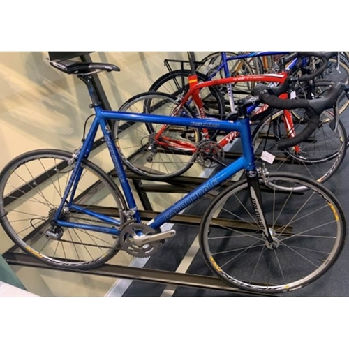 ISS4333 Used  Cannondale R5000 63cm Blue