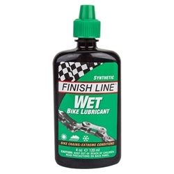 Finish Line C-CWET Wet Lube 4oz Squeeze