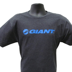 Giant VELOCITYSF GNT Logo S/S Tee Heather Grey