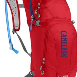 CamelBak 1118602000 Lobo 100 oz Racing Red/Pitch Blue